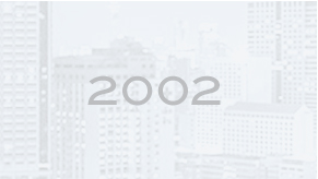 RMA Group Milestones for 2002