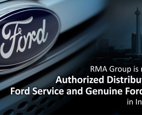RMA Indonesia - Authorized Distributor for Ford Service and Genuine Ford Parts