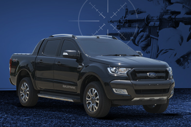 Ford Ranger Armor Vehicle