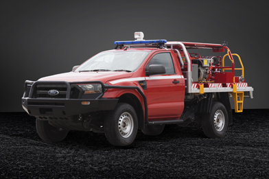 Ford Ranger Fire Truck
