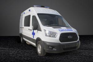 Ford Transit Ambulance
