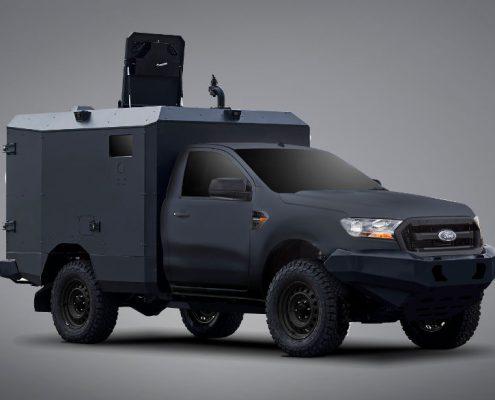 Ranger Rantis Assault Vehicle