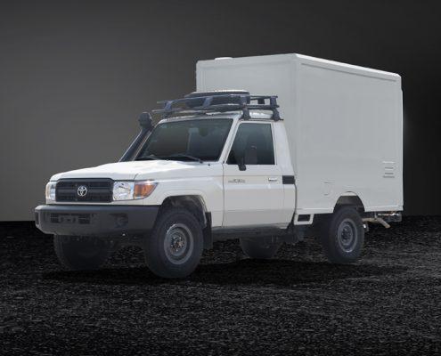 Toyota Land Cruiser 79 Workshop
