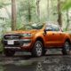 Ford Ranger in the Jungle