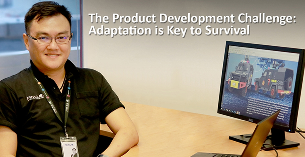 The Product Development Challenge: Adaptation is Key to Survival