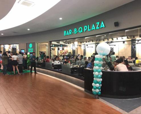 BAR-B-Q Plaza Entrance - AEON Mall