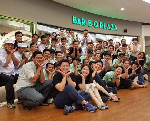 BAR-B-Q Plaza AEON Mall Team