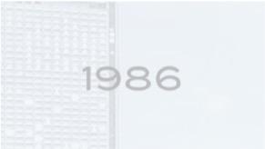 RMA Milestones in 1986