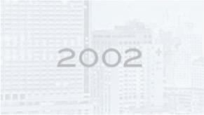 RMA Milestones in 2002