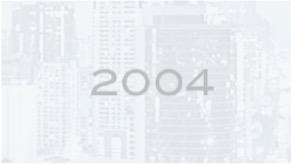 RMA Milestones in 2004