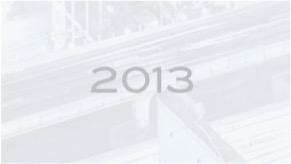 RMA Milestones in 2013