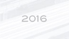 RMA Milestones in 2016