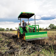 John Deere Tractors Demo Roadshow held in Siem Reap, Battambang and Kampot