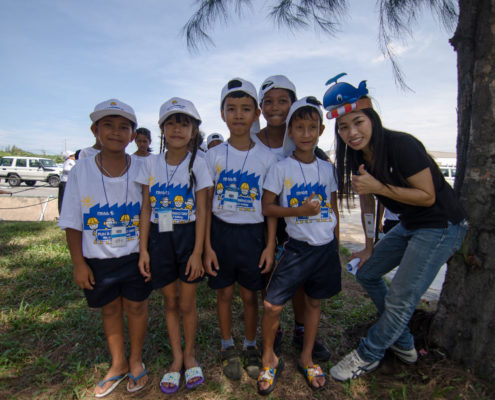 Kids at the RMAA fun learning day