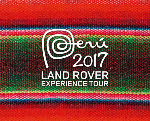 Land Rover Experience Tour - Peru 2017