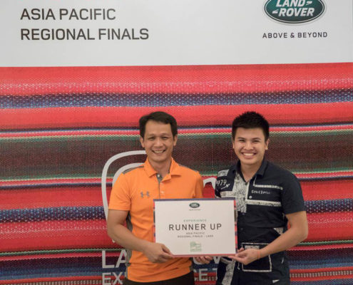 Laos Off Road Enthusiasts Are Runners Up In The Land Rover Experience Tour Peru 2017