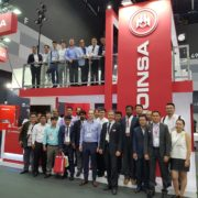 Himoinsa Display at Asia Power Week