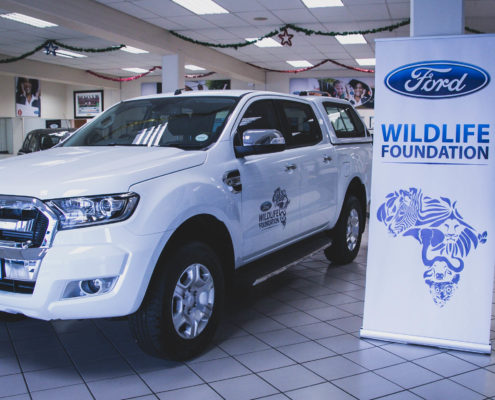 Ford Wildlife Foundation Supports the WESSA Schools Program with New Ford Ranger
