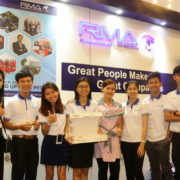 RMA Cambodia at the National Career fair