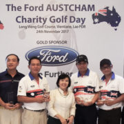 Ford Austcham Charity Golf Day