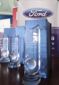 Lao Ford City and Austcham Lao Holds First Ever Ford Austcham Charity Golf Day