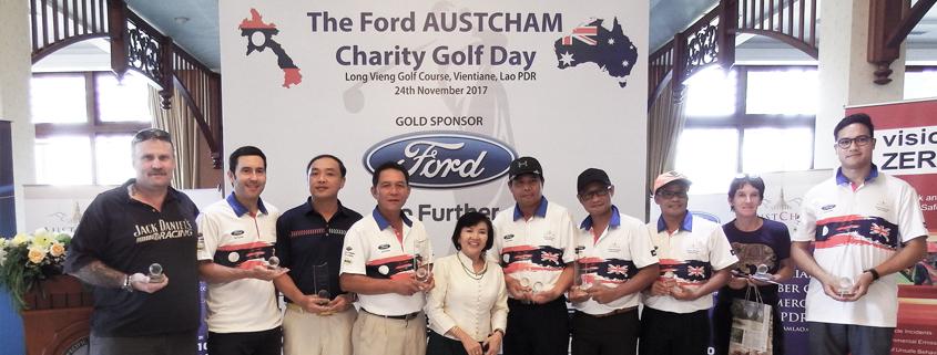 Ford Austcham Charity Golf Day