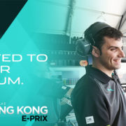 Mitch Evans & Panasonic Jaguar Racing Secure First Formula E Podium in Hong Kong