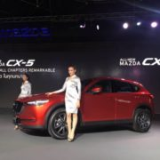 All New Mazda CX5 Launch at Central Ladprao