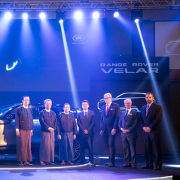 New Range Rover Velar Launch, Myanmar