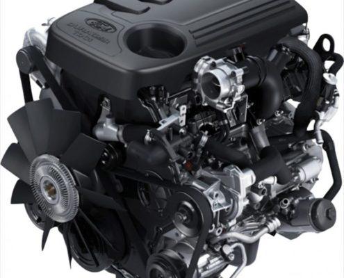 Duratorq TDCi turbodiesel engine