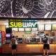 Palms Food Subway at Changi Ariport T4