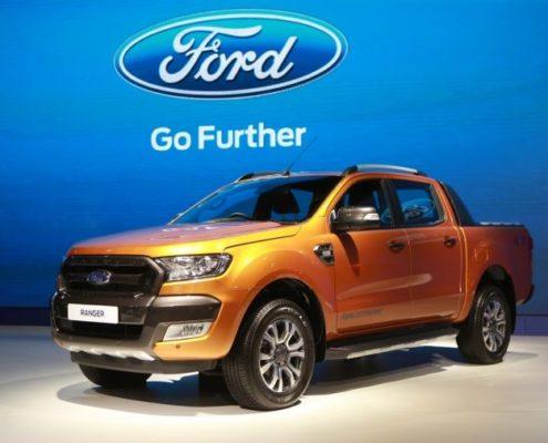 Ford Ranger Thailand