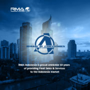 RMA Indonesia Celebrates its 10 Year Anniversary