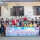 The Pizza Company and Swensen's Holds Meal Charity at Peuan Mit Orphanage in Laos