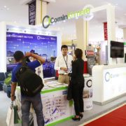 Comin Khmere Participates In 6th CCA Summit & Cambodia Construction Industry EXPO 2017