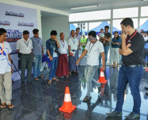 Ford's Driving Skills for Life Programme Provides Education on Safe Driving