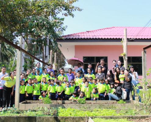 RMA Group Donation to Khonthi Nai School, Samutsongkhram