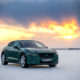 JLR fast charging ice cool I-Pace