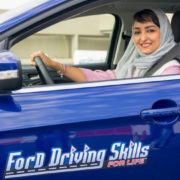 GLOBAL DEBUT OF DRIVING SKILLS