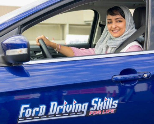 GLOBAL DEBUT OF DRIVING SKILLS