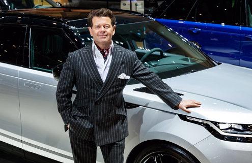 RANGE ROVER VELAR AMONG FINALISTS FOR TWO WORLD CAR AWARDS