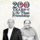 200 Years Great and Good Friends