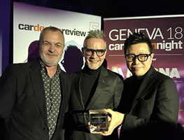 Mazda Vision Coupe Wins Concept Car of the Year in Europe