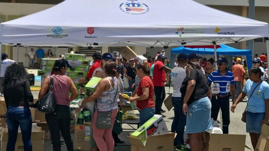 FORD OPENS SECOND COMMUNITY RESOURCE CENTER IN PUERTO RICO