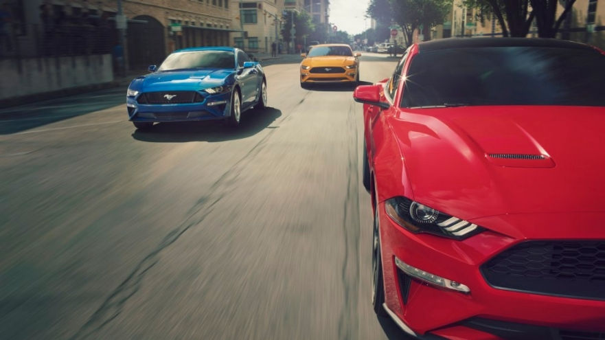BEST-SELLING SPORTS COUPE