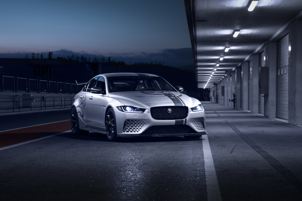 Jaguar Xe Sv Project 8 Rma Group