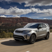 Safety Tech for Land Rover Discovery