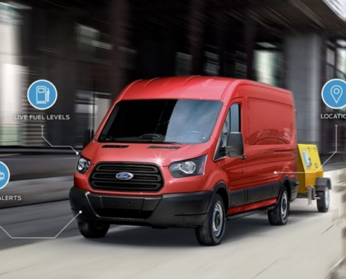 BETTER DATA WITH FORD COMMERCIAL SOLUTIONS