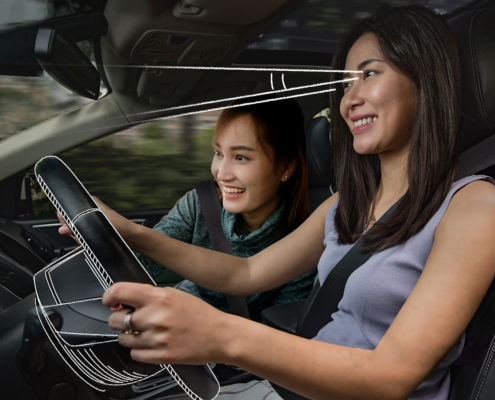 Be a Better New Driver