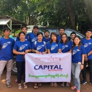 Capital Automotive Provides Relief Packages for Flood Victims